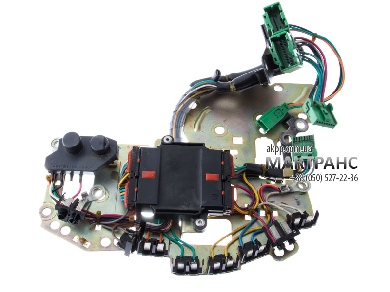 Internal Wiring Harness With Speed Sensors Automatic