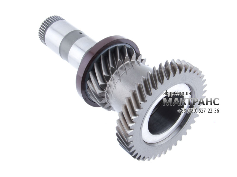 Outer input shaft with gearwheels 41T 91mm and 20T 60mm, automatic  transmission DQ250 02E DSG 6