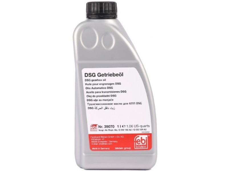 Automatic Transmission Fluid Dsg Dq250 Dq200 Dq500 Dl500