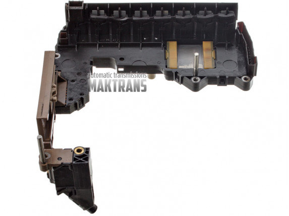 Electronic control unit  with selector position sensor (output speed sensor length - 67.5мм) ZF 6HP19 Audi used
