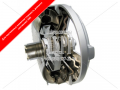 Torque converter repair  AT 722.6 and 722.9 (Mercedes / Jeep / SsangYong) (3 friction plates)