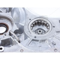 Automatic transmission case repair