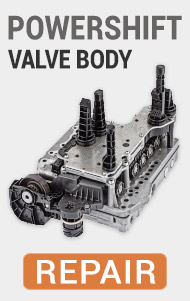 PowerShift valve body repair