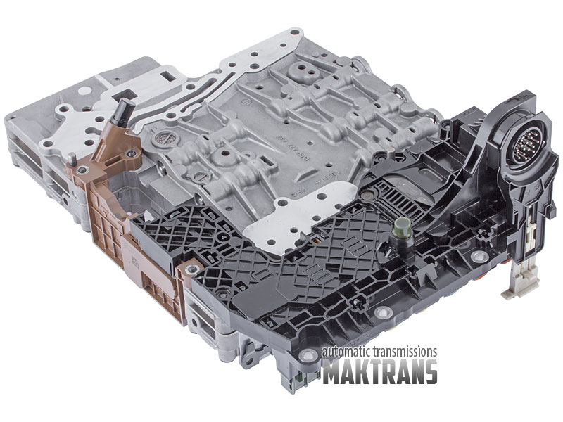 Automatic transmission valvebody ZF 6HP28 ( 7 solenoids ) 00-up used , for  spare parts