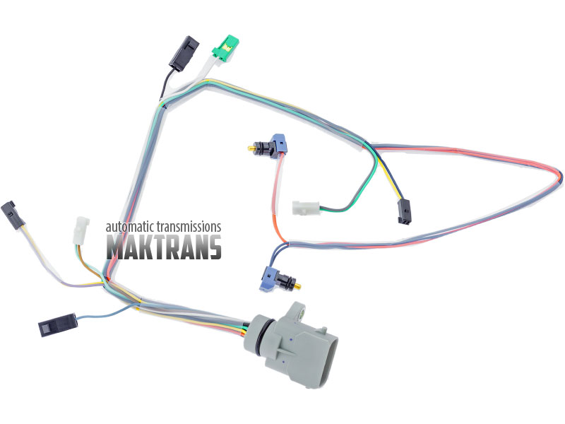 4runner Auto Transmission Wire Harness - Wiring Diagram Sys