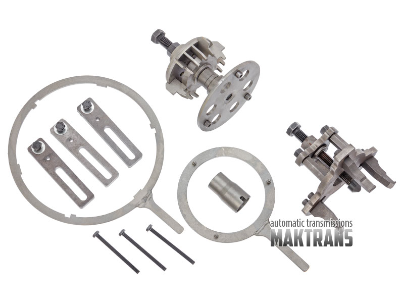 Tool for removing and installing the clutch DCT250 (DPS6)