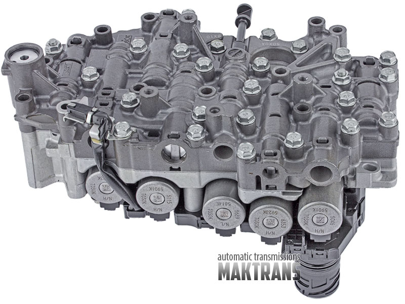 cvt valve body nissan lannia automatic transmission jf017e used. Black Bedroom Furniture Sets. Home Design Ideas